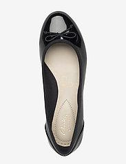 Clarks - Couture Bloom - ballerinas - black pat - 4