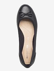 Clarks - Couture Bloom - ballerinasko - black leather - 3