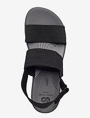 Clarks - Arla Jacory - platta sandaler - black - 3