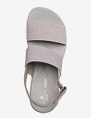 Clarks - Arla Jacory - platta sandaler - sand - 3