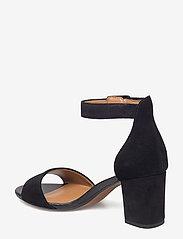 Clarks - Deva Mae - högklackade sandaler - black sde - 2
