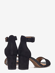 Clarks - Deva Mae - högklackade sandaler - black sde - 4
