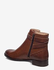 Clarks - Netley Olivia - flade ankelstøvler - tan leather - 2