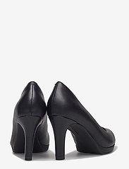 Clarks - Adriel Viola - klassiske pumps - black leather - 4