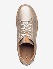 Clarks - Amberlee Rosa - lage sneakers - gold metallic - 4