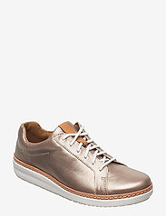 Clarks - Amberlee Rosa - lage sneakers - gold metallic - 0