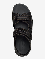 Clarks - Brixby Shore - sandaalit - black leather - 3