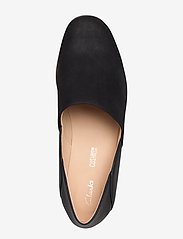 Clarks - Pure Tone - loafers - black combi - 3