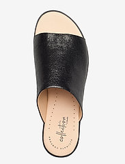 Clarks - Bay Petal - platta sandaler - black interest - 3