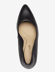 Clarks - Laina Rae - klassieke pumps - black leather - 3