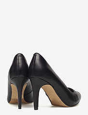 Clarks - Laina Rae - klassieke pumps - black leather - 4