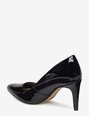 Clarks - Laina Rae - klassiska pumps - black pat - 2