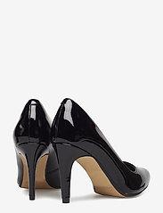 Clarks - Laina Rae - klassiska pumps - black pat - 4
