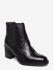 Clarks - Mascarpone Bay - black leather - 0