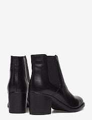 Clarks - Mascarpone Bay - black leather - 4