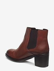 Clarks - Mascarpone Bay - ankelstøvler med hæl - tan leather - 2