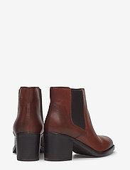 Clarks - Mascarpone Bay - ankelstøvler med hæl - tan leather - 4