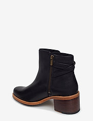 Clarks - Clarkdale Jax - ankelstøvler med hæl - black leather - 2