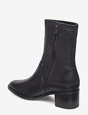 Clarks - Poise Leah - ankelstøvler med hæl - black leather - 2