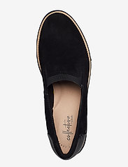 Clarks - Sharon Dolly - mokasiner - black sde - 3