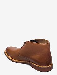 Clarks - Atticus Limit - desert boots - tan leather - 2