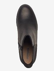 Clarks - Verona Trish - ankelstøvletter med hæl - black leather - 3