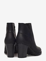 Clarks - Verona Trish - ankelstøvletter med hæl - black leather - 4