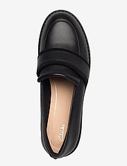 Clarks - Alexa Ruby - loafers - black leather - 3