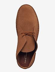 Clarks - Desert Boot - desert boots - cola suede - 3