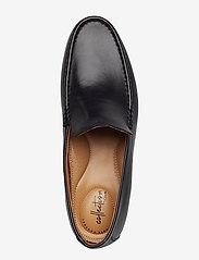 Clarks - Claude Plain - loafers - black - 3