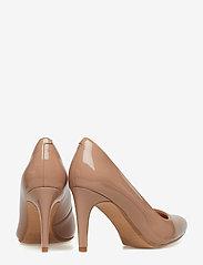 Clarks - Laina Rae - escarpins classiques - nude patent - 4