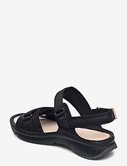 Clarks - Tri Walk - platta sandaler - black combi - 2