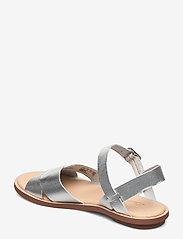 Clarks - Willow Gild - platta sandaler - silver metallic - 2