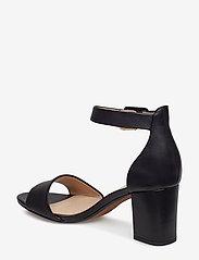 Clarks - Deva Mae - sandales à talons - black leather - 2