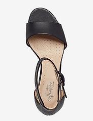 Clarks - Deva Mae - sandales à talons - black leather - 3