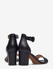 Clarks - Deva Mae - sandales à talons - black leather - 4