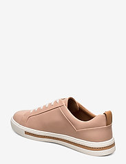 Clarks - Un Maui Lace - låga sneakers - nude leather - 2