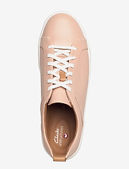 Clarks - Un Maui Lace - låga sneakers - nude leather - 3