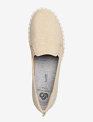 Clarks - Step Glow Slip - loafers - soft gold - 3