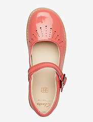 Clarks - Crown Jump K - sandals - coral pat lea - 3