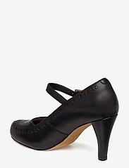 Clarks - Dalia Millie - klassiska pumps - black leather - 2