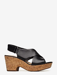 Clarks - Maritsa Lara - korolliset sandaalit - black - 1