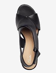 Clarks - Maritsa Lara - korolliset sandaalit - black - 3