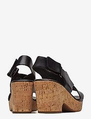 Clarks - Maritsa Lara - korolliset sandaalit - black - 4