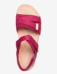 Clarks - Tri Walk - platta sandaler - berry combi - 3