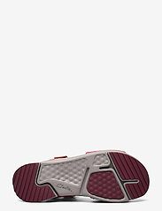Clarks - Tri Walk - platta sandaler - berry combi - 4