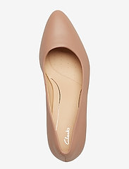 Clarks - Calla Rose - escarpins classiques - nude leather - 3