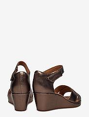 Clarks - Un Plaza Cross - korolliset sandaalit - pebble metalic - 4