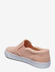 Clarks - Glove Puppet - slip-on sneakers - light pink - 2
