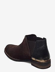 Clarks - Demi Beat - platta ankelboots - dark brown - 2